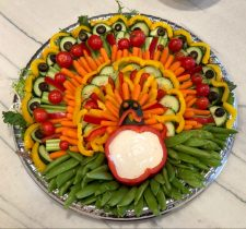 Relish Turkey Tray