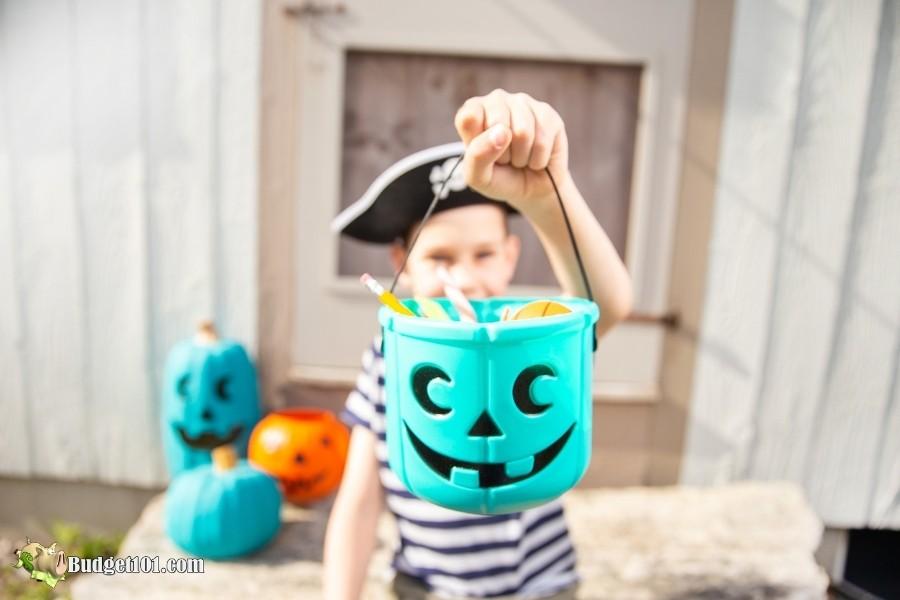 b101 abundant halloween candy treats