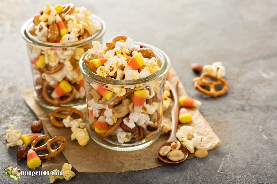 b101 american blessings leftover halloween candy idea