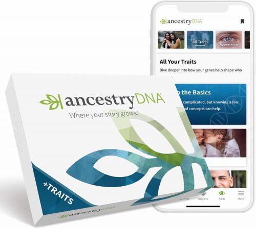 Ancestry DNA Test Gift Idea