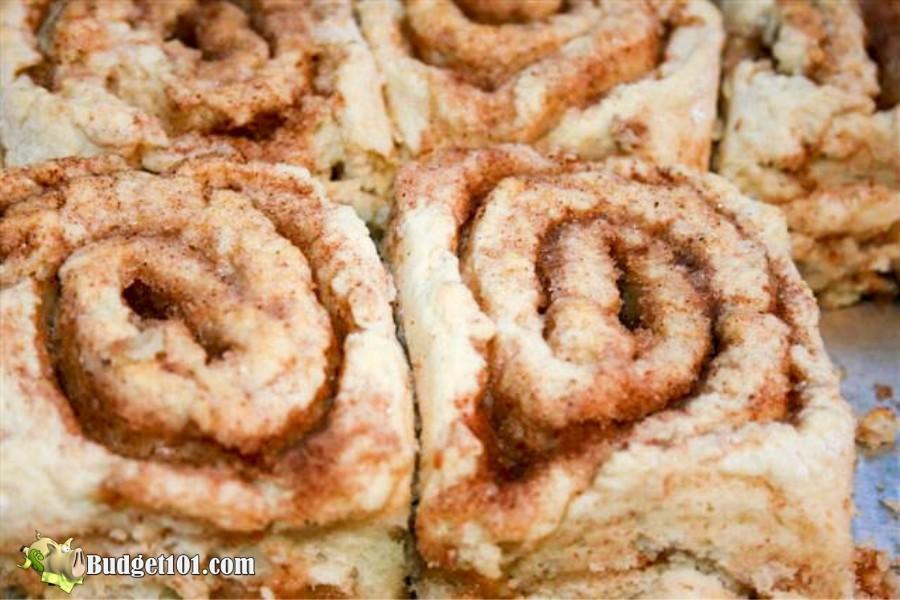 Budget101.com Land o'nod cinnamon rolls