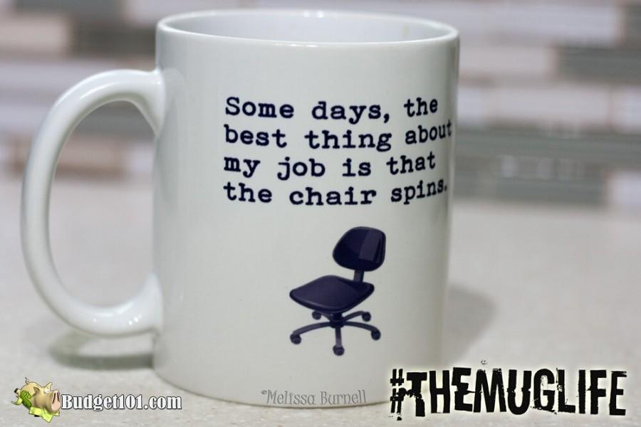 The Mug Life- French press coffee
