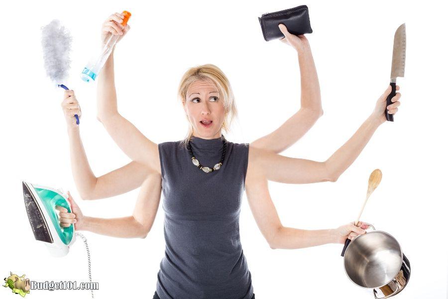 Pomodoro Technique-Stop Multitasking