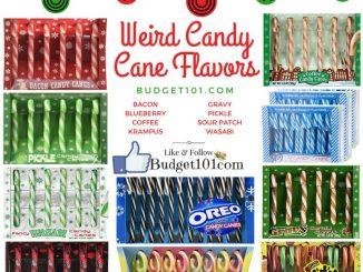31+ Weird Candy Cane Flavors