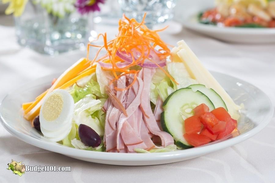 chef salad leftover ham ideas budget101