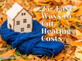 25 Easy Ways to Cut Heating Costs in 2021