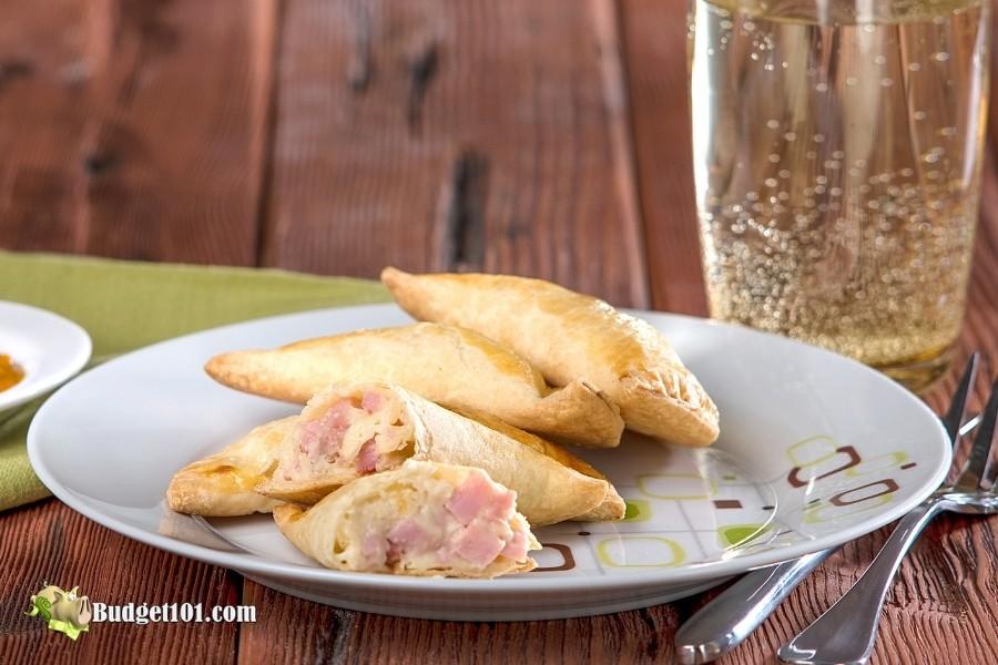empanada leftover ham ideas budget101