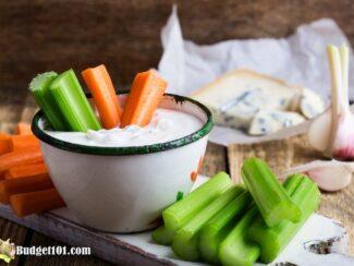 B101 blue cheese dressing 3