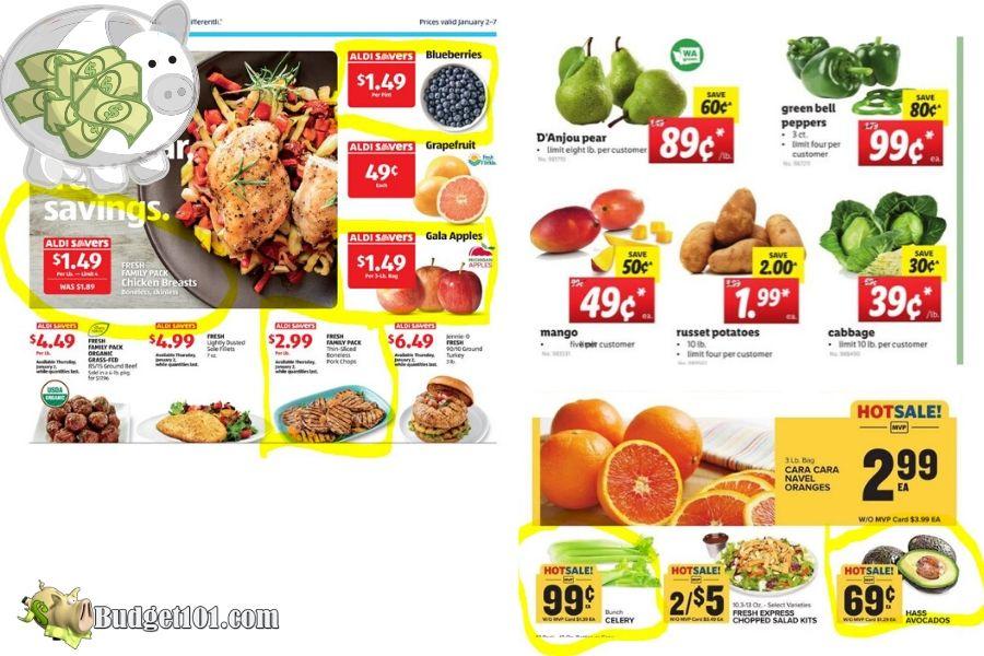 January 2020 Grocery Savings Ads