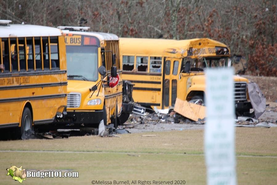 Budget101 NCHS Tornado 2020