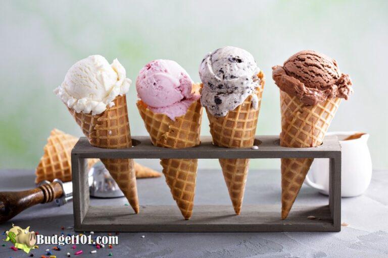 b101 homemade no churn ice cream