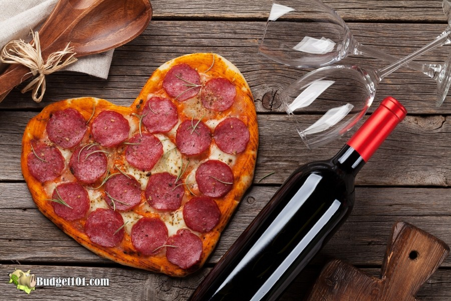 Budget101 Romantic Valentines Day Dinner Ideas