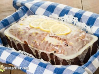 b101 copycat ww starbucks lemon loaf