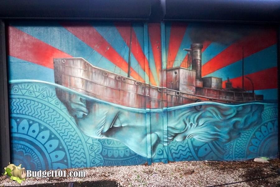 Miami FL Urban Graffiti, Wynwood walls