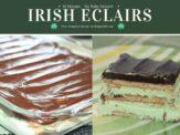 10-Minute Irish Eclair Bars