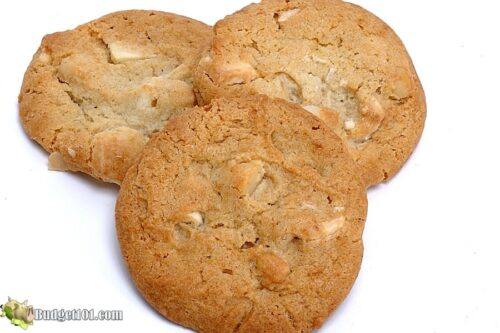 b101 macadamia nut cookies