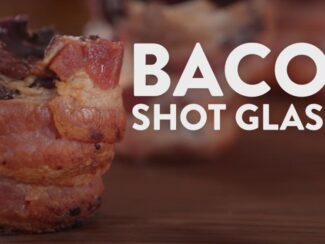 bacon shot glasses