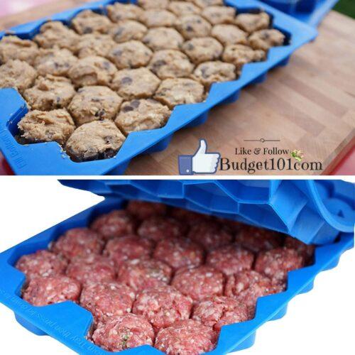 b101 meatball cookie dough