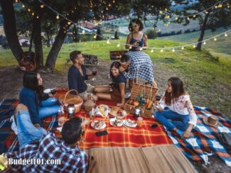 b101 summer weekend ideas picnic