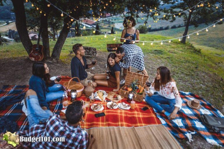 b101 summer weekend ideas picnic
