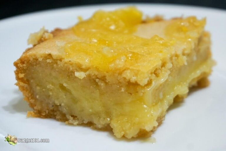 b101 keto shortbread lemon bars