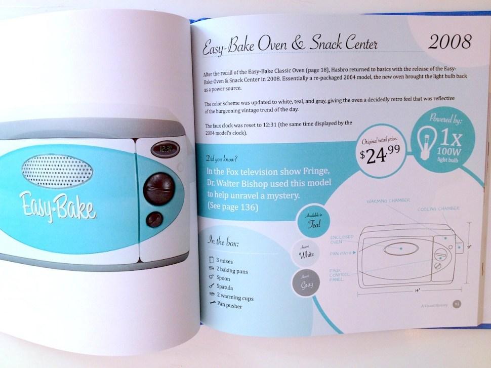 Easy Bake Oven Book