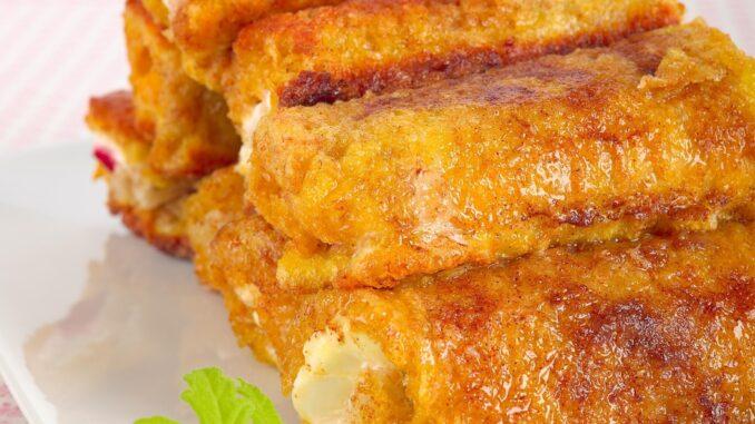 keto pumpkin stuffed french toast