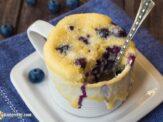 Blueberry Muffin in a Mug Mix