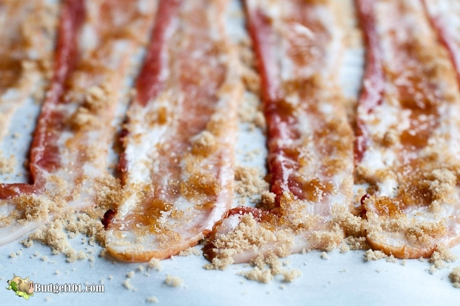 Brown Sugar Bacon by Budget101.com