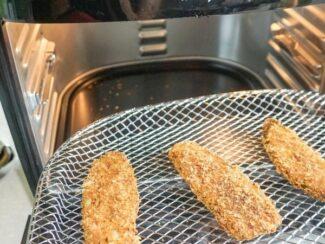 b101 keto air fried pickles 1