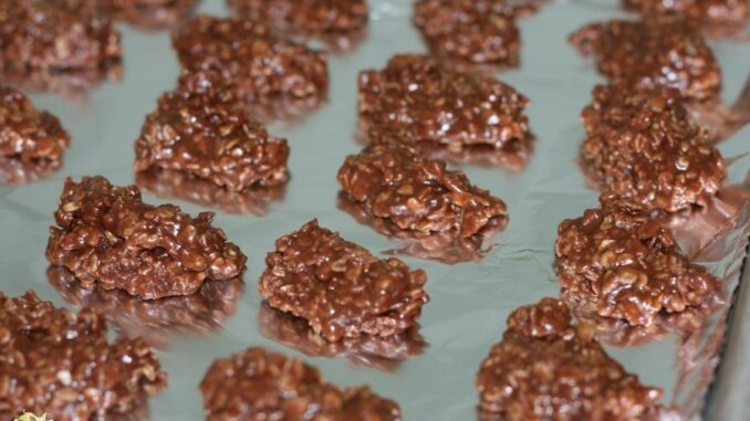 b101 no bake cookies