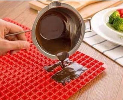 raised baking mat