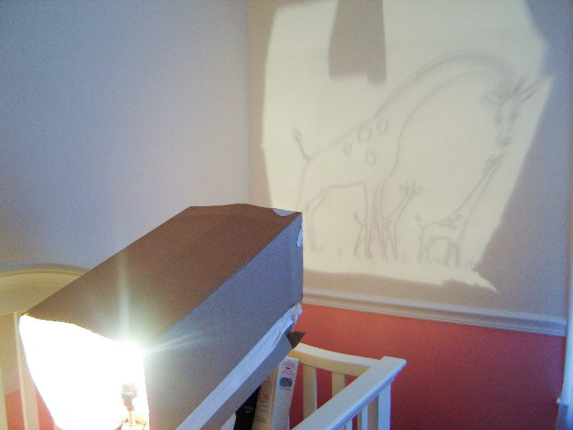 step-3-paint-mural-on-wall