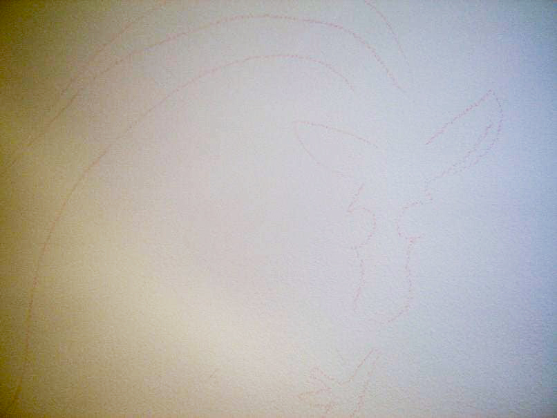 step-4-paint-mural-on-wall