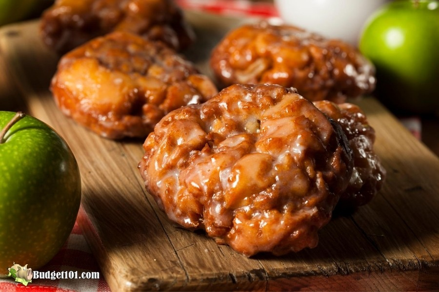 Apple Cider Fritters by Budget101.com