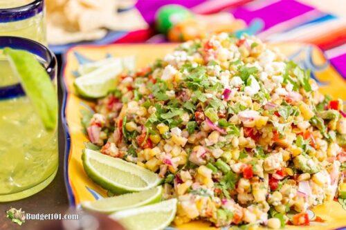 b101 mexican street corn salad
