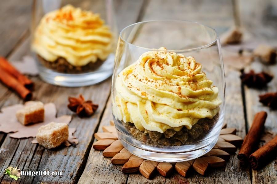 Pumpkin Cheesecake Latte