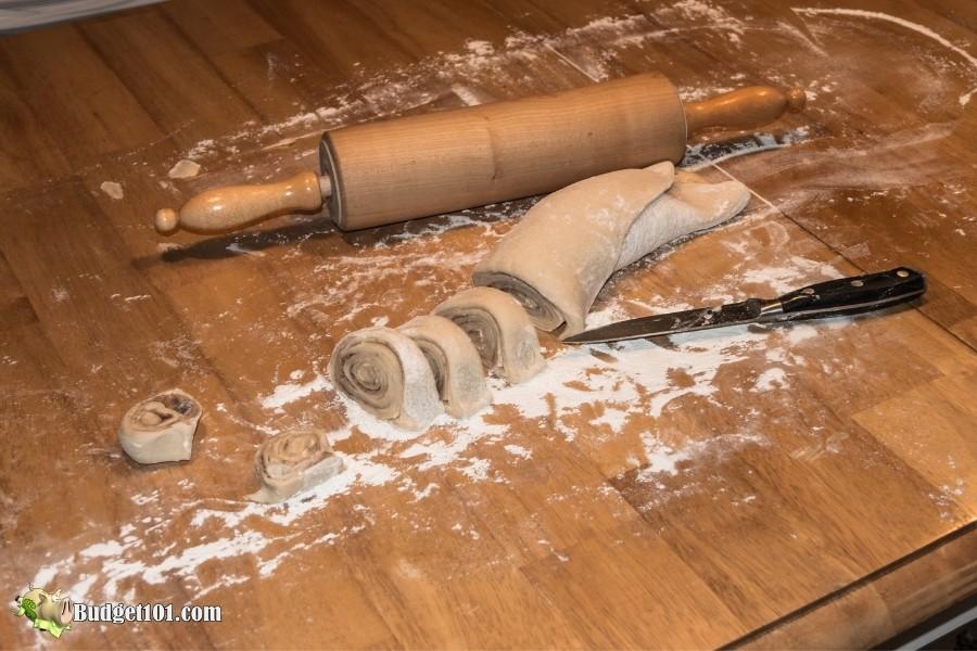 Swedish Cinnamon Roll Dough- Budget101.com