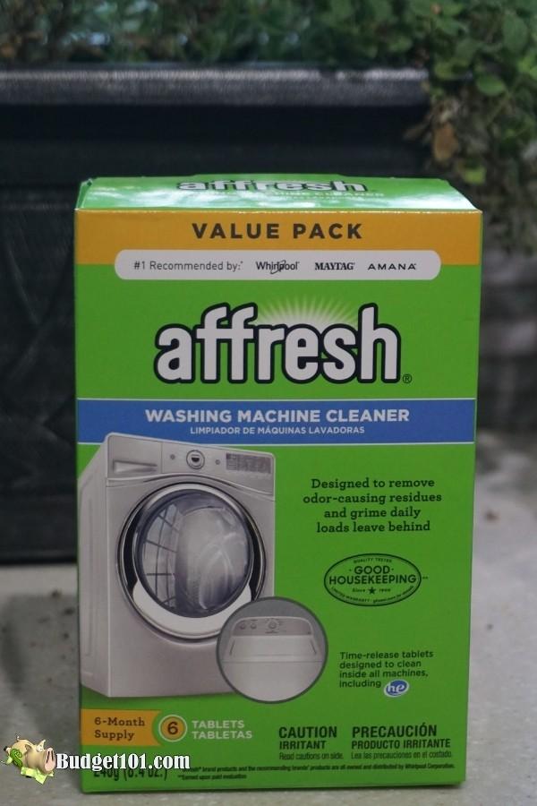b101 affresh washing machine cleaner