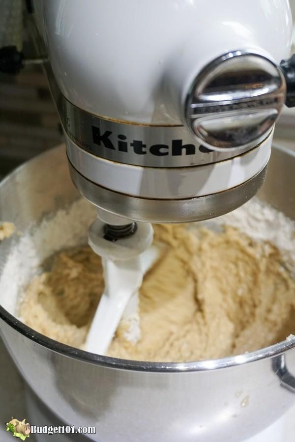 b101 apple cider donut batter step 2