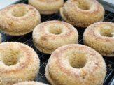25 Minute Apple Cider Donuts