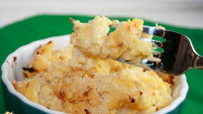 b101 cauli no mac-n-cheese
