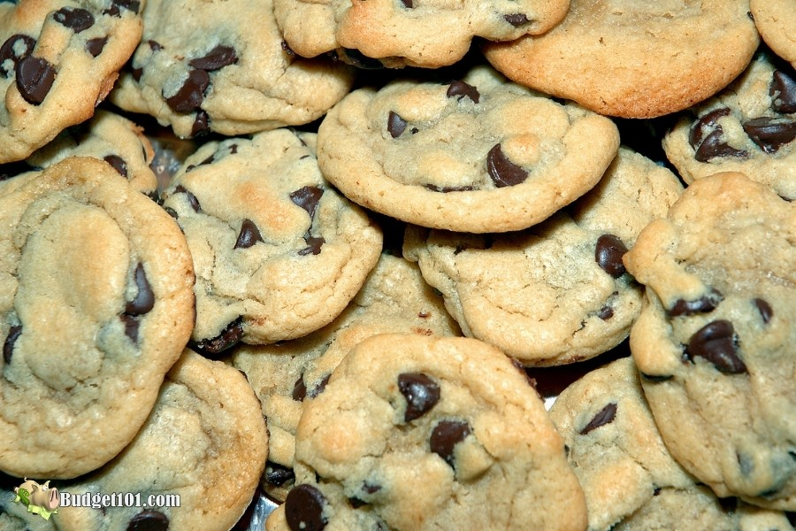 b101 chewy chocolate chip cookies