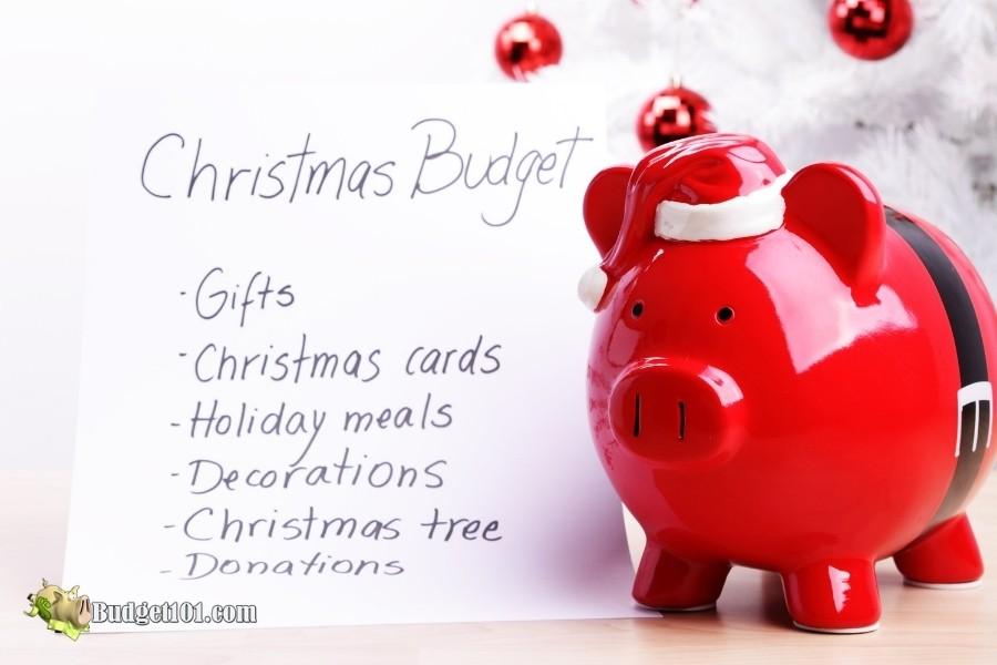 b101 christmas on a budget