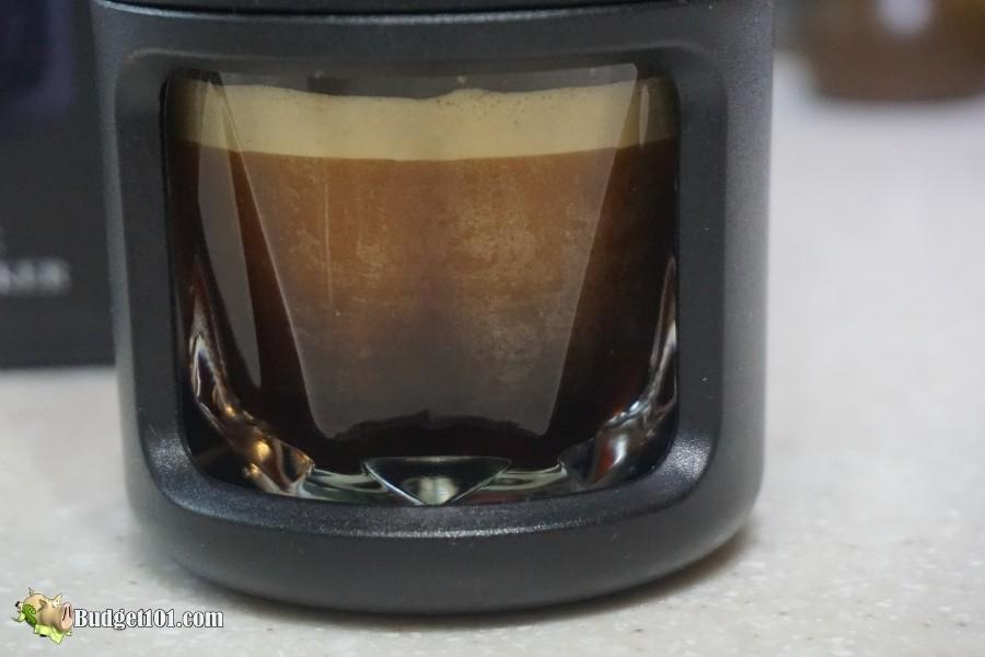 b101 espresso layers