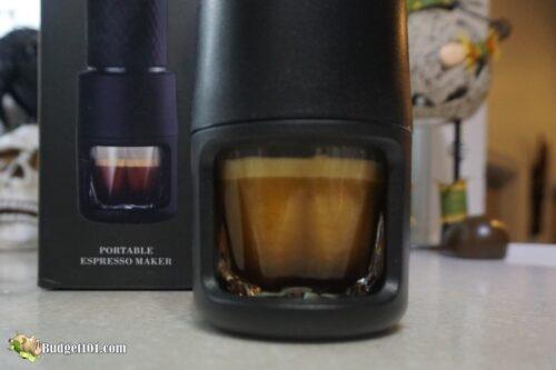 b101 expressing staresso espresso
