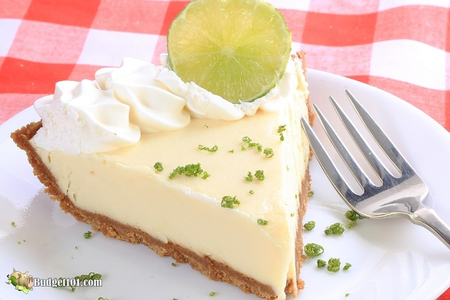b101 no bake key lime pie