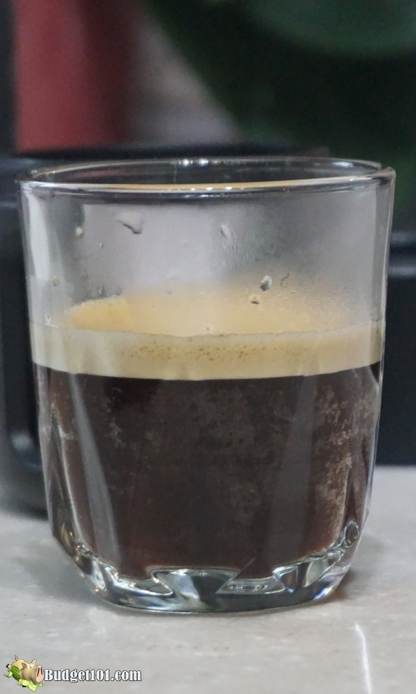 b101 perfect espresso