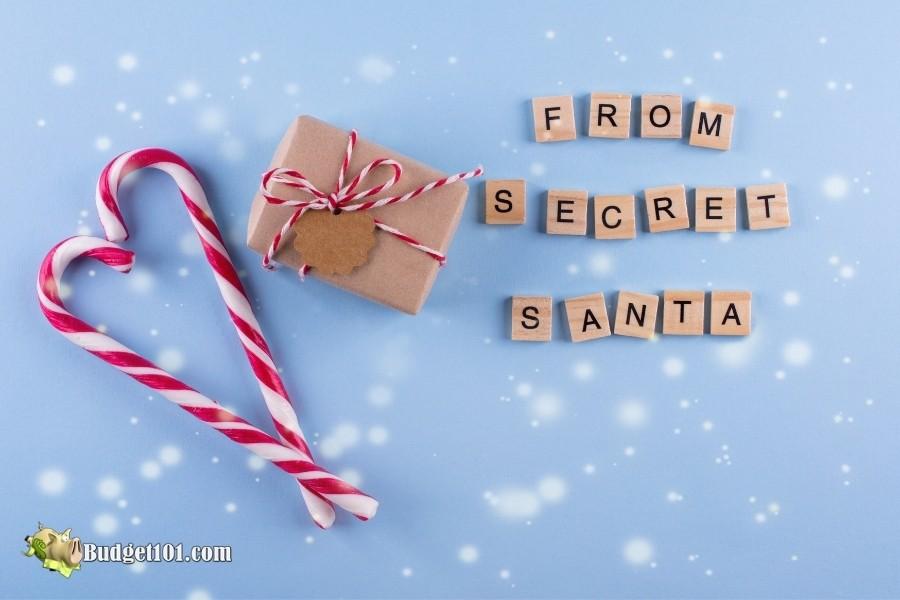 b101 secret santa on a budget