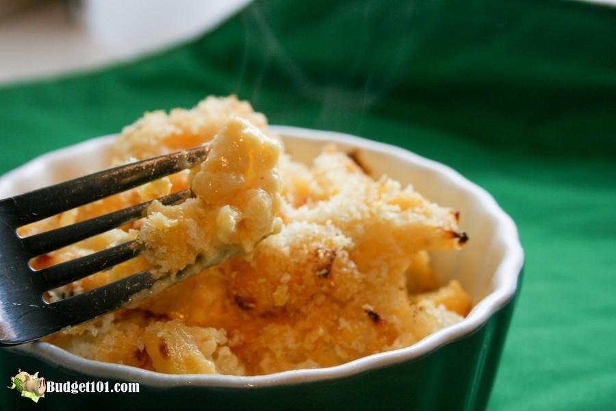 b101 serving no mac-n-cheese